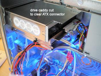 MAC - PC Optical Drive Caddy