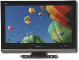 Sharp Large Screen LCD TV